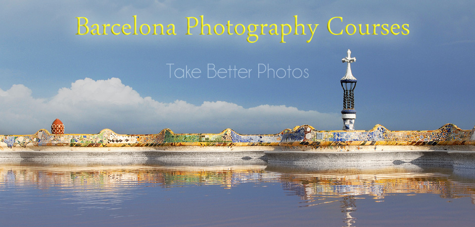 Barcelona Photography Courses